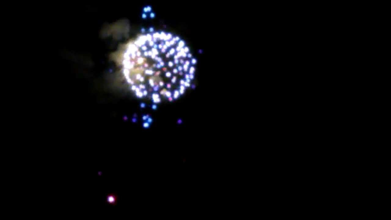 Alpena Michigan 4th Of July Fireworks Grass Island Part 1 Youtube
