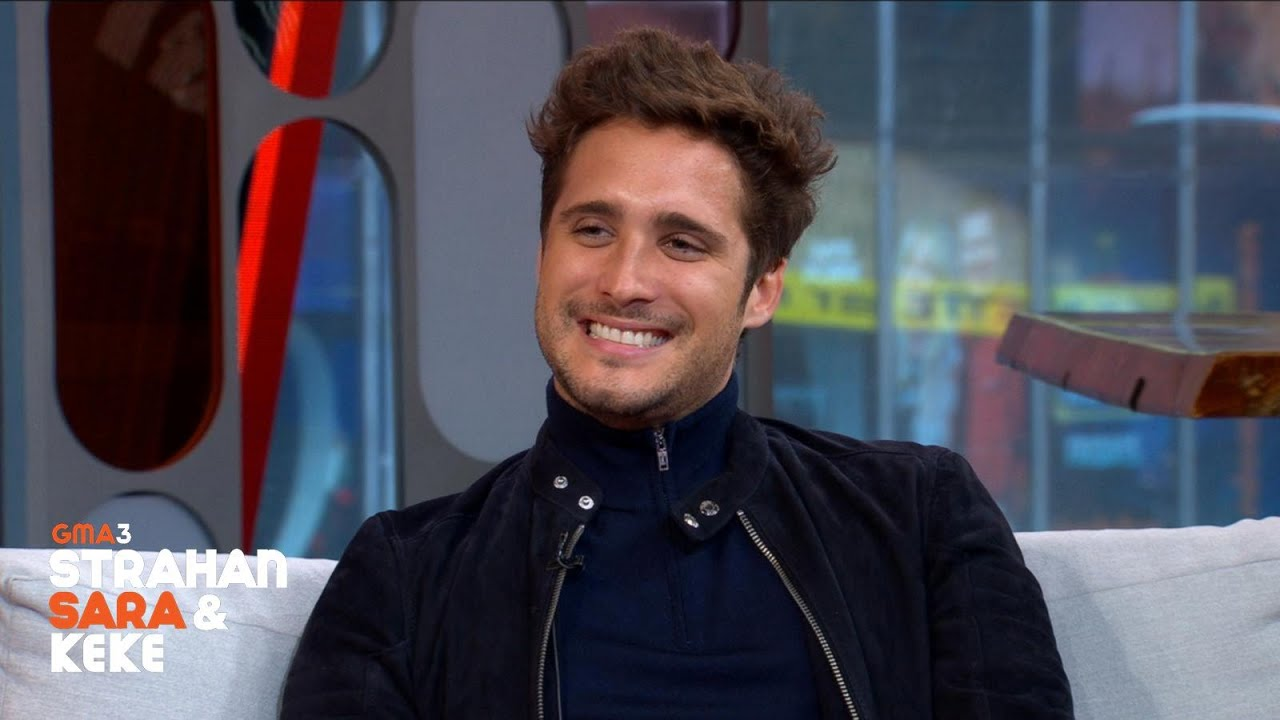 Download Diego Boneta On His First Reality Show Appearance, Singing Luis Miguel