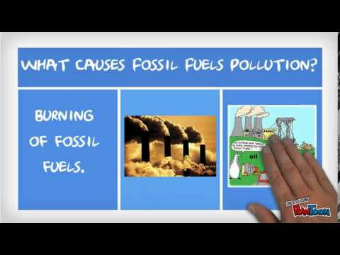 Use of Fossil Fuels