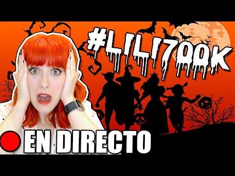 🔴 DIRECTO ESPECIAL HALLOWEEN+ 700K!!! 👻🎃 | #Lili700K