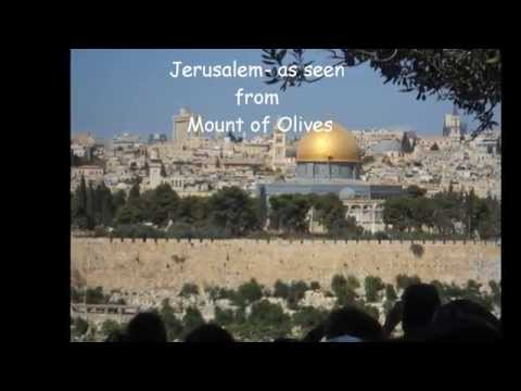 Israel Tours From South Africa- Bowes/Stewart And Forever Jerusalem