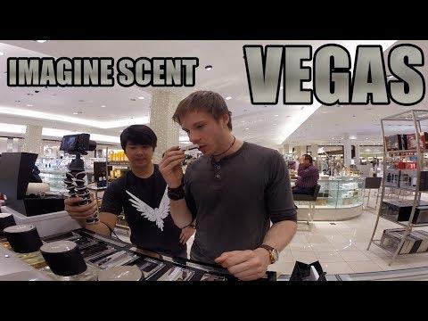 Sniffing in Vegas / Ft Imagine Scent