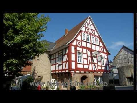 Steinau an der Strasse HD: Eine Fachwerktour durch die historische Altstadt