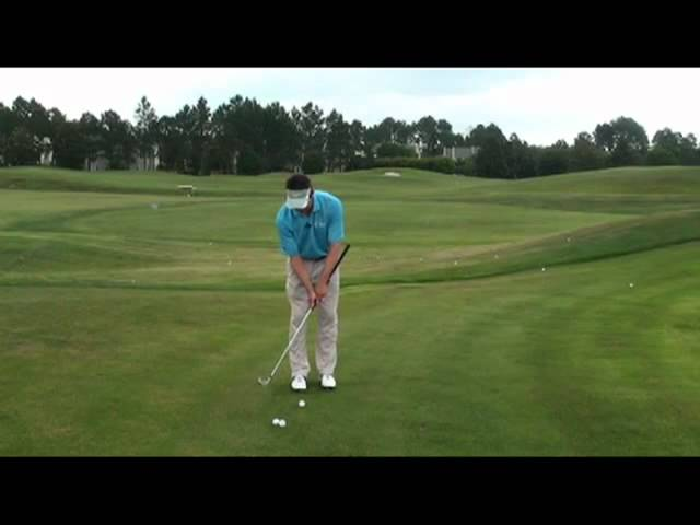 Flip chip - Classic Swing Golf School Myrtle Beach SC