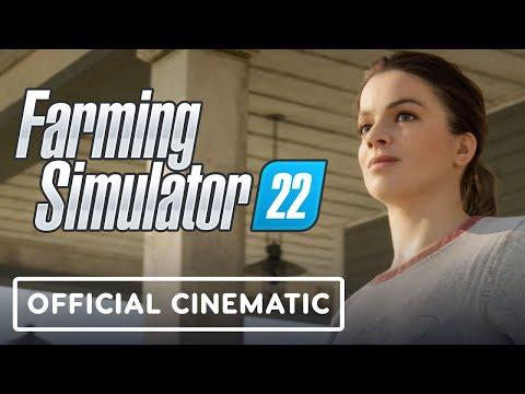 Farming Simulator 22 - Official Cinematic Trailer