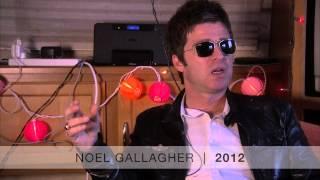 Noel Gallagher Interview at Coachella 2012