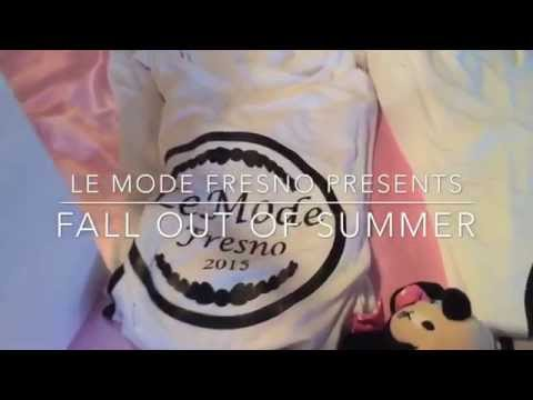 "Le Mode Fresno presents ""Fall Out of Summer"" Fashion & Arts Festival"
