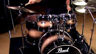 Pearl Export Series Drum Set Performance