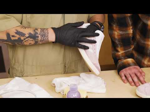 Jason Markk Cleaning Series - Episode 03: Cleaning Suede