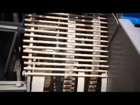 Round BAMBOO CHOPSTICK MAKING MACHINE (WHOLE LINE)