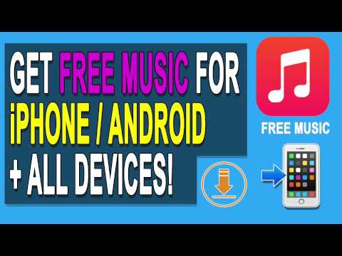 Free Music Download for iPhone & Android – How to download Free Music to Phone (2017)