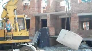 Строительство дома по ул. Лесная. Будсфера. Ирпень(, 2011-07-19T07:20:34.000Z)