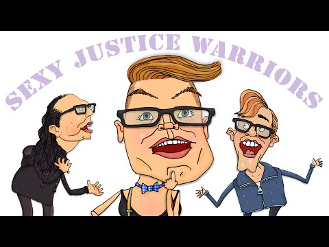 Sexy Justice Warriors and the Truck of Peace