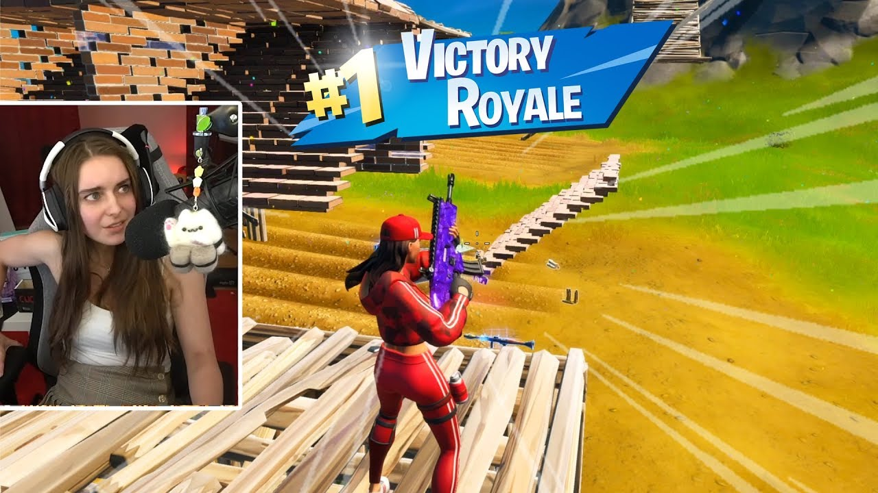 people say im a fortnite pro now