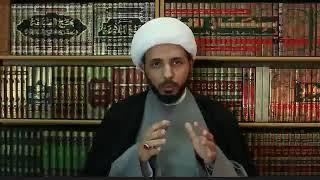 الشيخ أحمد سلمان - أنواع المواضيع التي تعرضت لها النصوص الشرعية