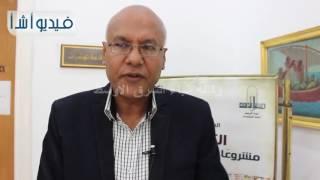 بالفيديو صحفى بالوفد :الترجمة خطوة للتنمية الثقافية