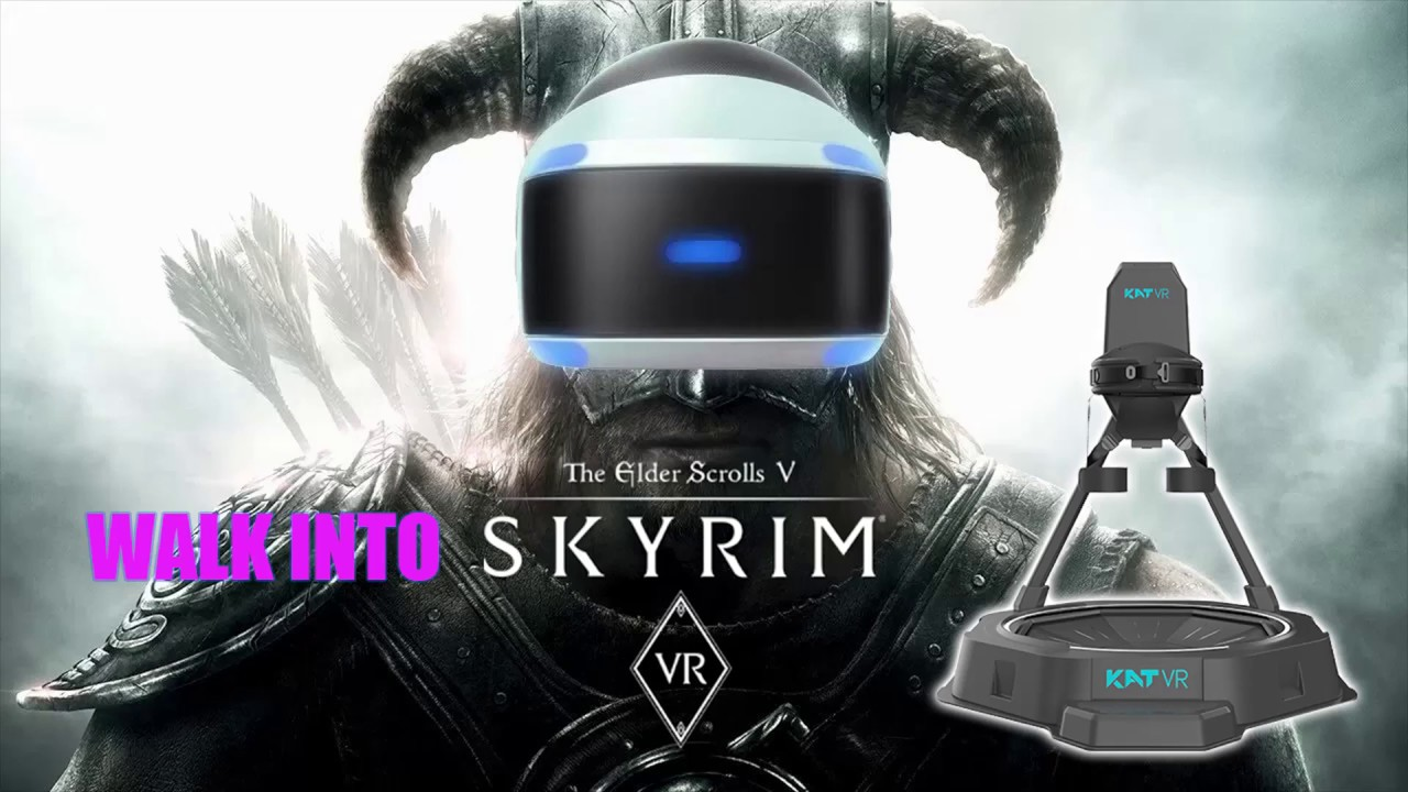 b94f18dd230c Walk into Skyrim VR
