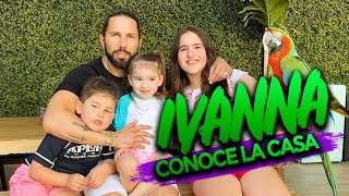 IVANNA conoce la casa - Keeping Up Con Los DeNigris