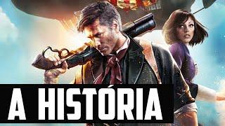 Sessão Spoiler - A História de Bioshock Infinite