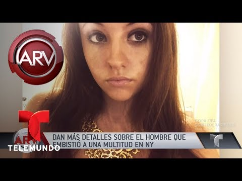 Más detalles sobre el brutal accidente en Times Square | Al Rojo Vivo | Telemundo