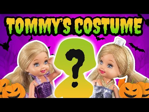 Barbie - Tommy's Special Halloween Costume   Ep.228