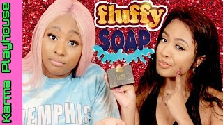 LUFFA SOAP FOR DARK SPOTS & STRETCH MARKS REVIEW RESULTS DOES LUFFA SOAP REALLY WORK Karma Playhouse