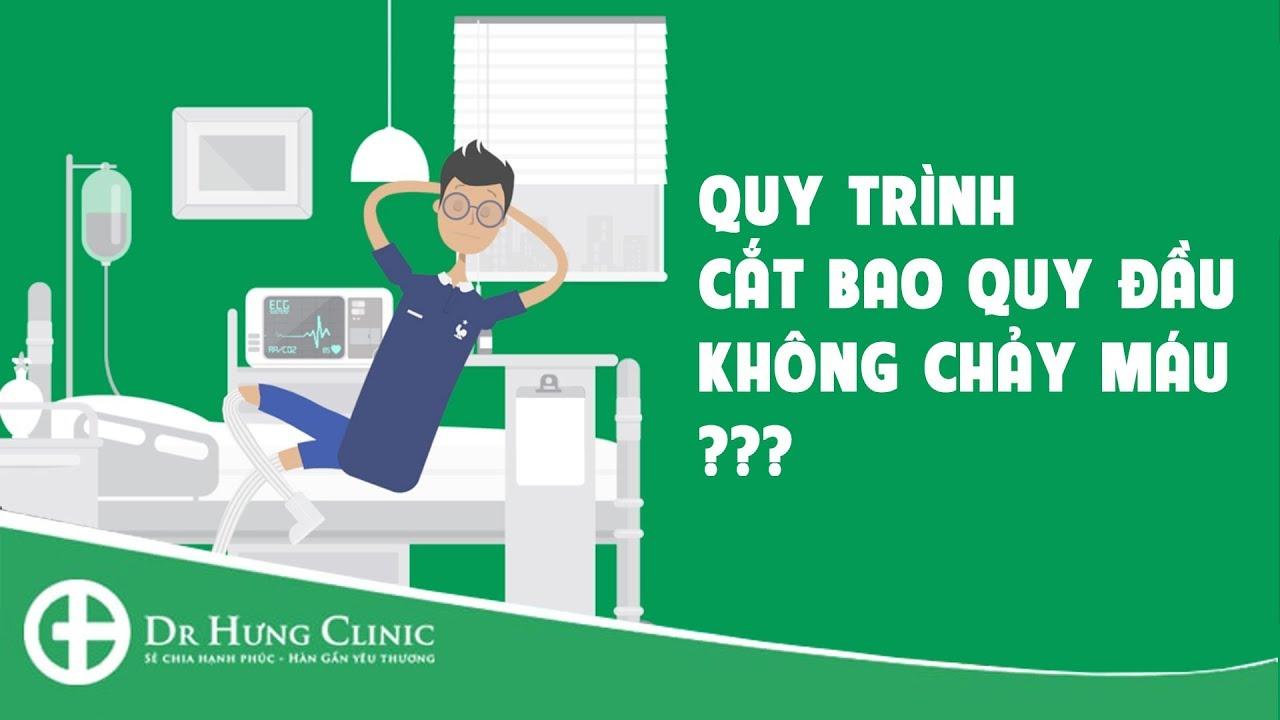 Cắt bao quy đầu tại #DrĐôngHưngClinic như thế nào ?