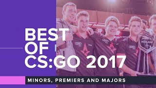 Best CS:GO Plays of the Year - 2017