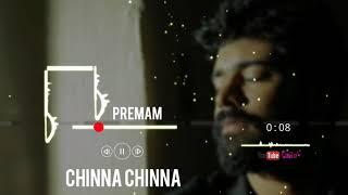 Premam Chinna chinna song Bgm Ringtone   Premam Bgm