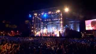 Linkin Park - Bleed It Out ( A Place For My Head ) (Live From Madrid) HD