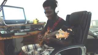 Nitashukuru Bwana - John Lisu (Bass Cover)