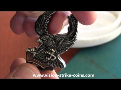 US Navy 2nd Class Petty Officer Crow Coin From Vision-Strike-Coins!