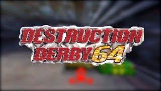 Destruction Derby 64 - Video Game Reviews