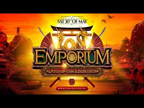 Emporium Festival 2015 Hardstyle Warm up Mix by Sylveon