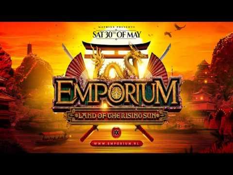 Emporium Festival 2015 Hardstyle Warm up Mix by Squirrelhunterz