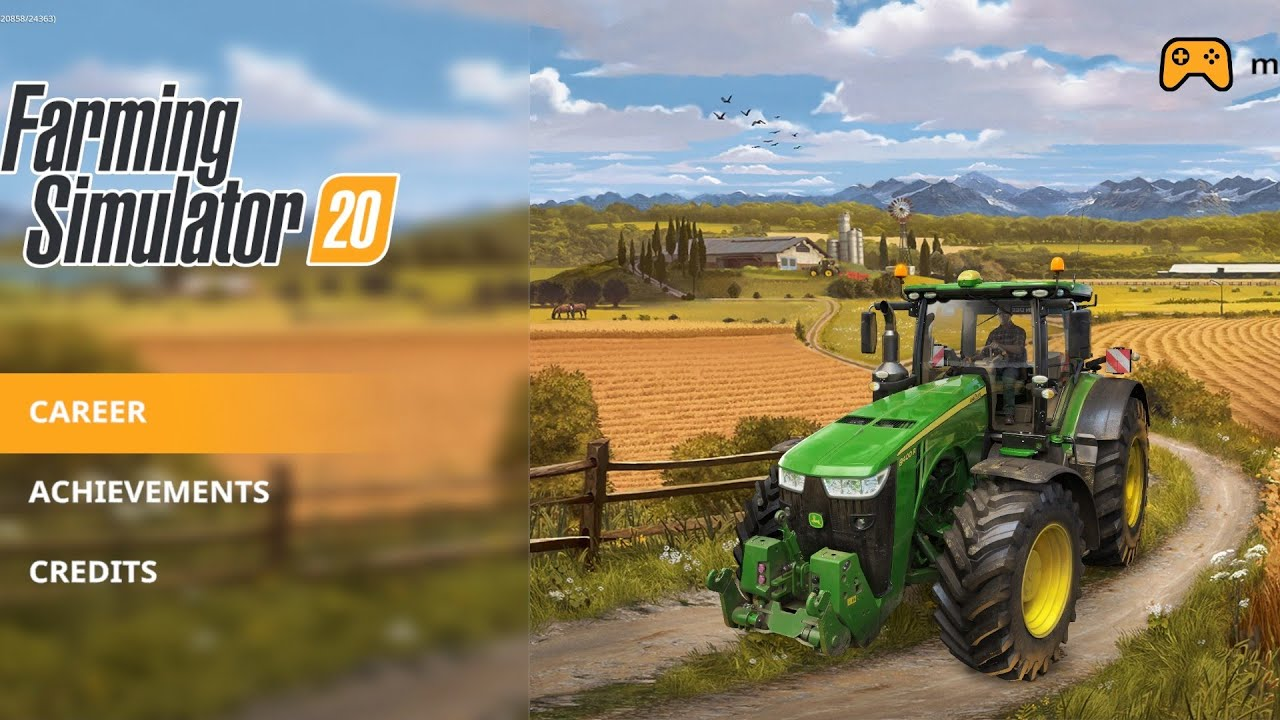 91+ Fs20 Mobil Mod Yükleme HD Terbaik