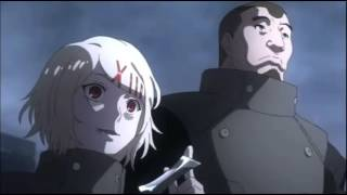 Repeat youtube video Nightcore- Across the line {Tokyo Ghoul AMV}