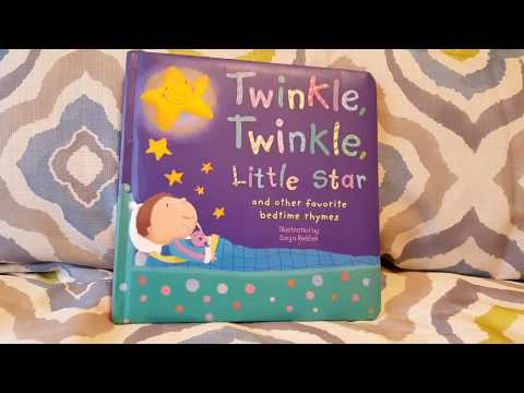 Twinkle Twinkle Little Star and other favorite bedtime rhymes (read out loud) kids books