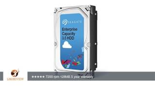 Seagate Enterprise NAS HDD 5TB SATA 6Gbps 128 MB Cache Internal Bare Drive with Rescue Data Recovery