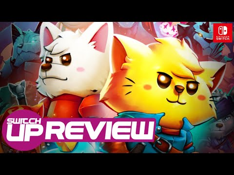 Cat Quest 2 Nintendo Switch Review - BEST ARPG SWITCH CO-OP?
