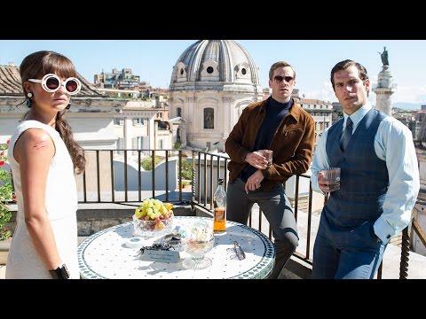 'The Man From U.N.C.L.E.' Trailer Breakdown - @hollywood