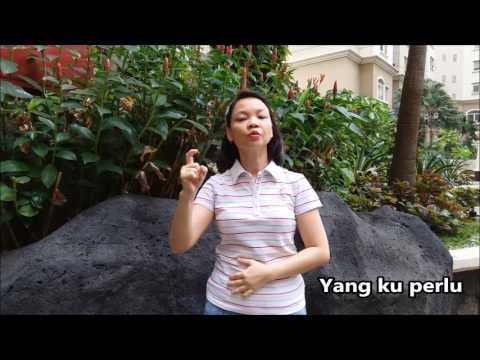 KU PERLU KAU TUHAN– Mike Mohede in American Sign Language (ASL) subtitle Indonesia