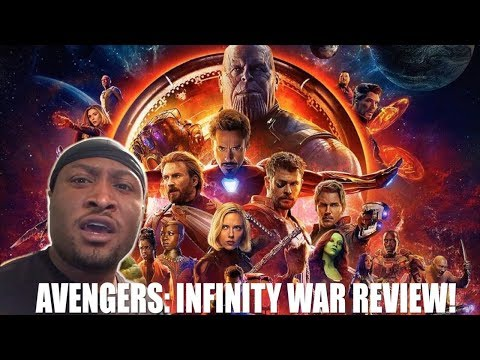 Avengers Infinity War Review!