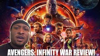 Avengers Infinity War Review!