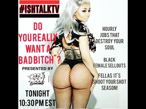 "S3/E7: Shitty Jobs + ""I want a chick like Blac Chyna +  Female Bed Wench"