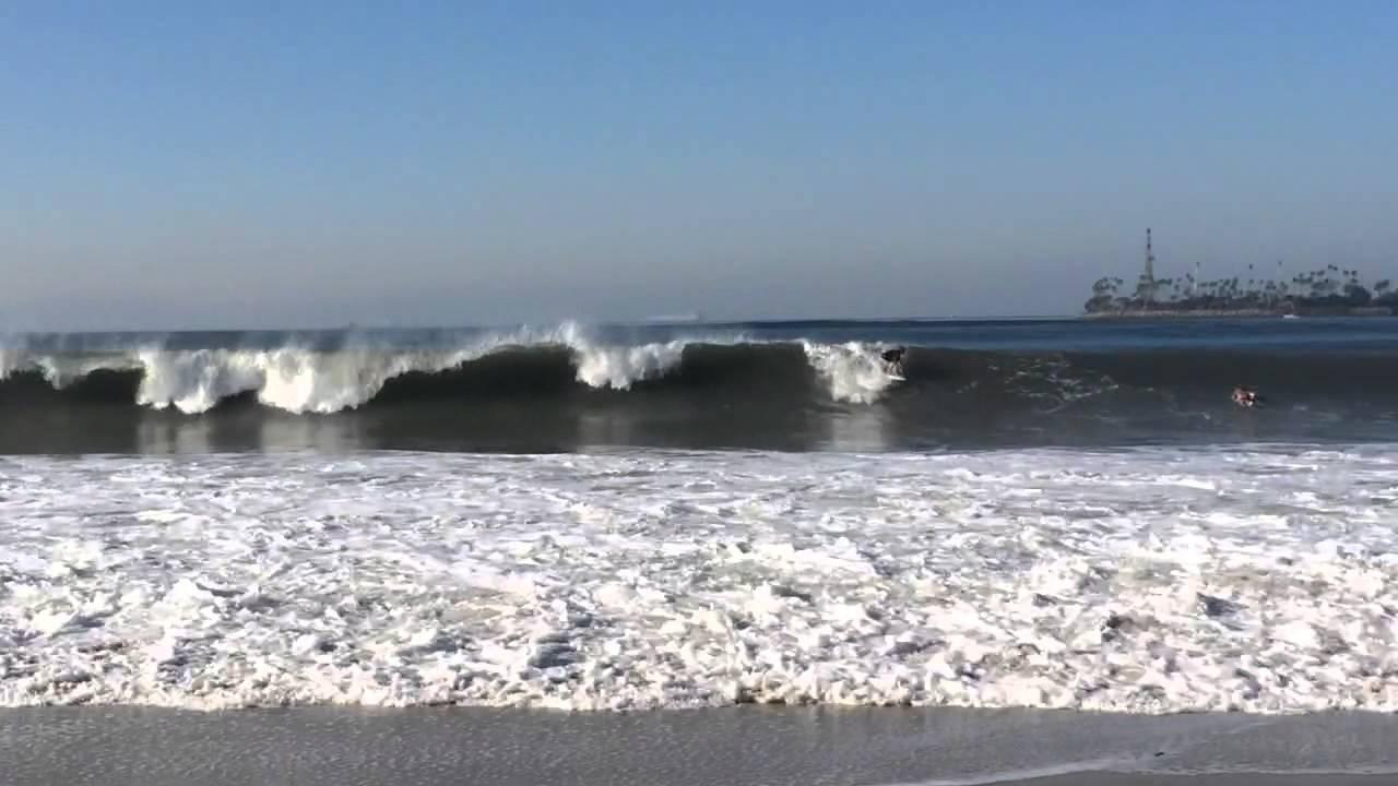 Surf In Long Beach Ca