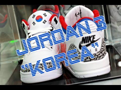 "Street wear shopping!! Jordan 3 ""KOREA"" FOUND!!!🔥🔥🔥"