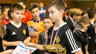 Kuba - Guciu Szabłowski-Król Strzelców-Kompilacja Bramek-Turniej 100K Cup -  2-4 Luty 2018 Gromadka