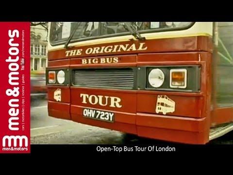 Open-Top Bus Tour Of London
