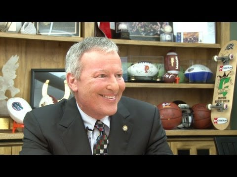 Orlando Memory Interview: Mayor Buddy Dyer